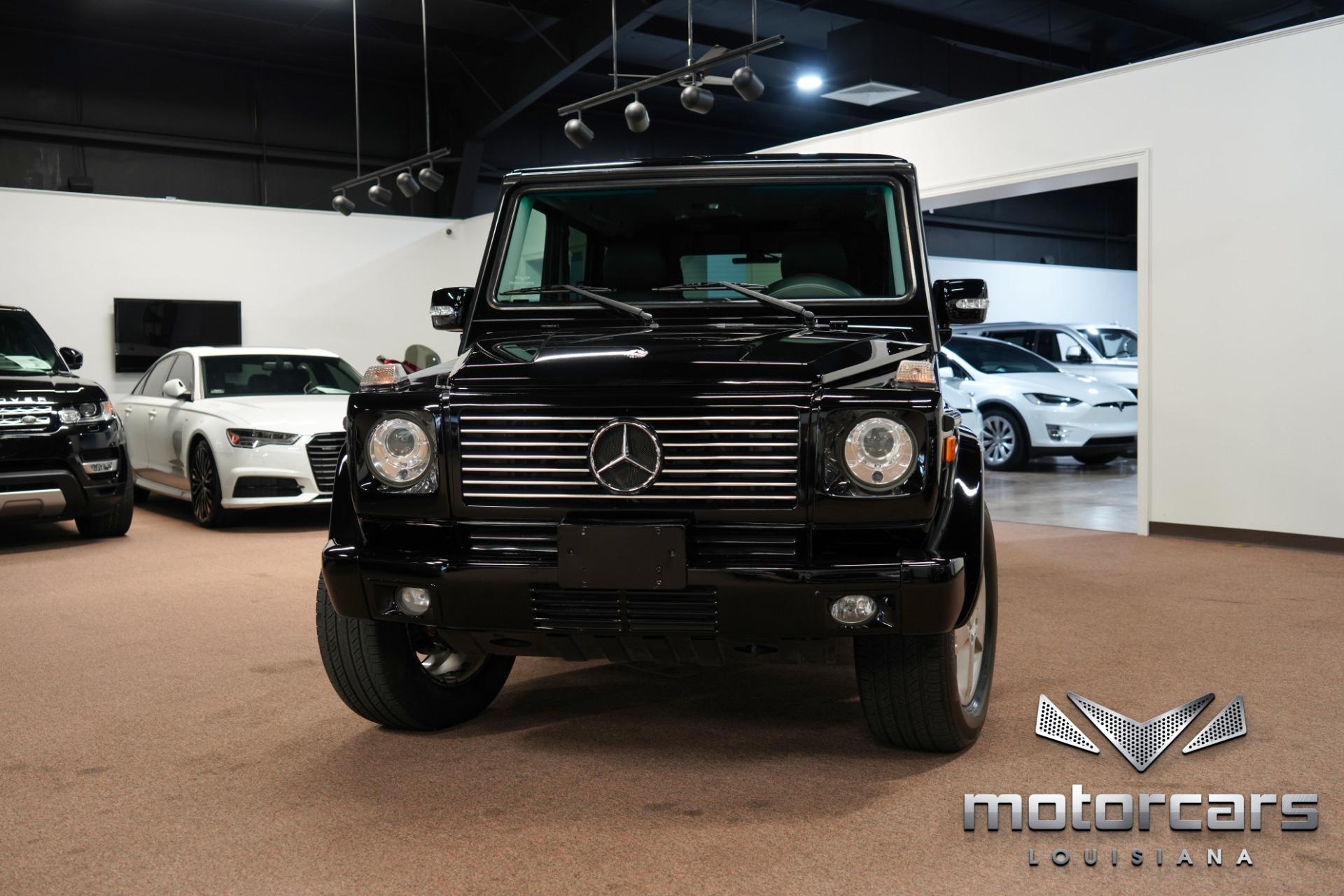 Mercedes-Benz G-Class 2008 $49900.00 incacar.com