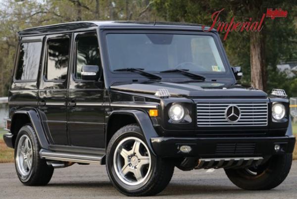 Mercedes-Benz G-Class 2008 $47995.00 incacar.com