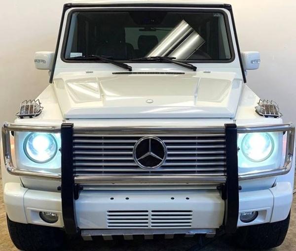 Mercedes-Benz G-Class 2008 $47999.00 incacar.com