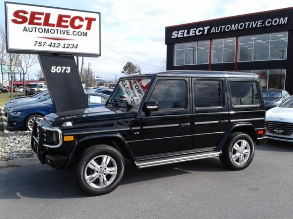 used Mercedes-Benz G-Class 2010 vin: WDCYC3HF4AX183166