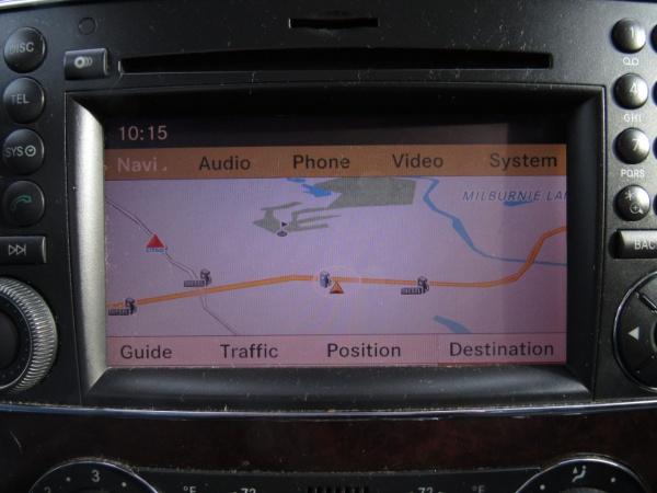 Mercedes-Benz G-Class 2011 $47995.00 incacar.com