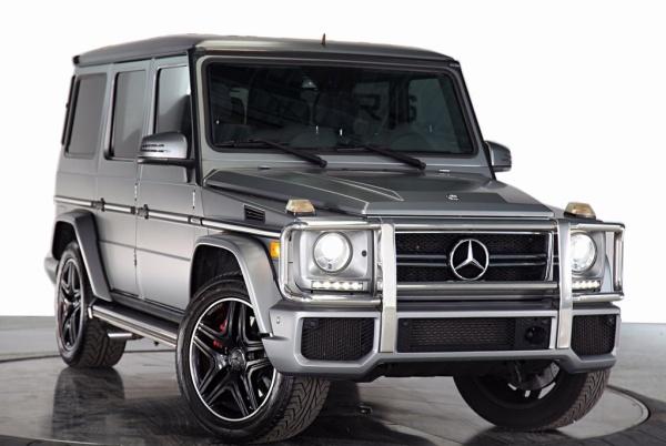 Mercedes-Benz G-Class 2013 $74500.00 incacar.com