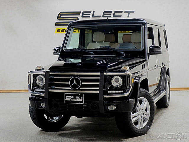 used Mercedes-Benz G-Class 2013 vin: WDCYC3HFXDX209810