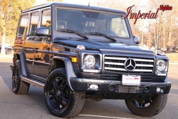 Mercedes-Benz G-Class 2013 $67995.00 incacar.com