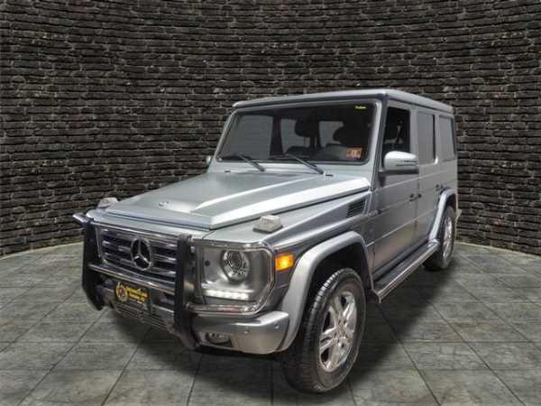 Mercedes-Benz G-Class 2013 $66900.00 incacar.com