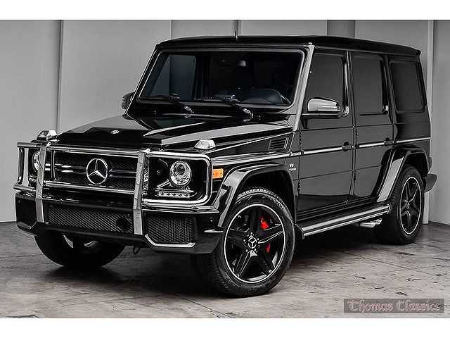 Mercedes-Benz G-Class 2014 $89270.00 incacar.com