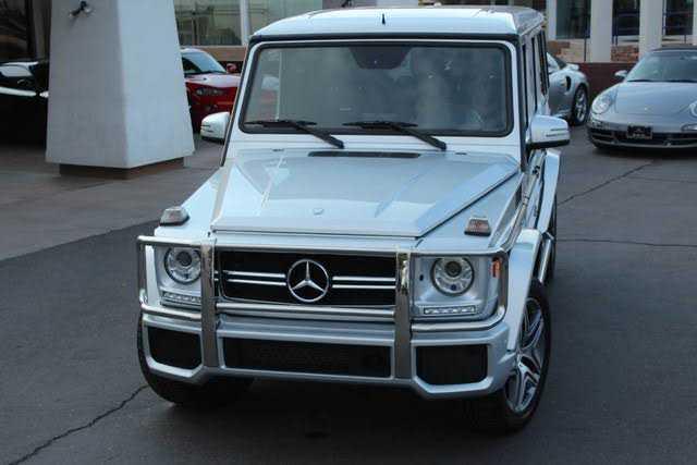 Mercedes-Benz G-Class 2014 $94900.00 incacar.com