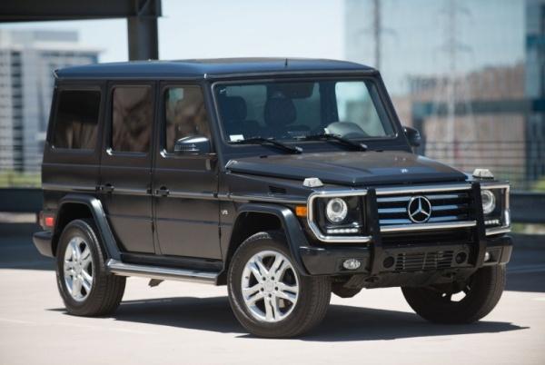 Mercedes-Benz G-Class 2014 $76555.00 incacar.com