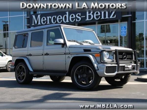 Mercedes-Benz G-Class 2014 $98900.00 incacar.com