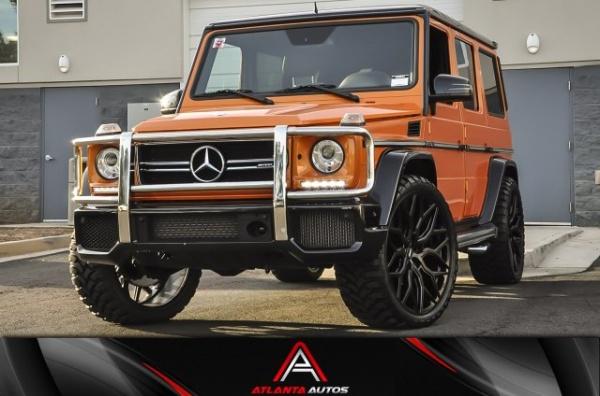 Mercedes-Benz G-Class 2015 $114999.00 incacar.com