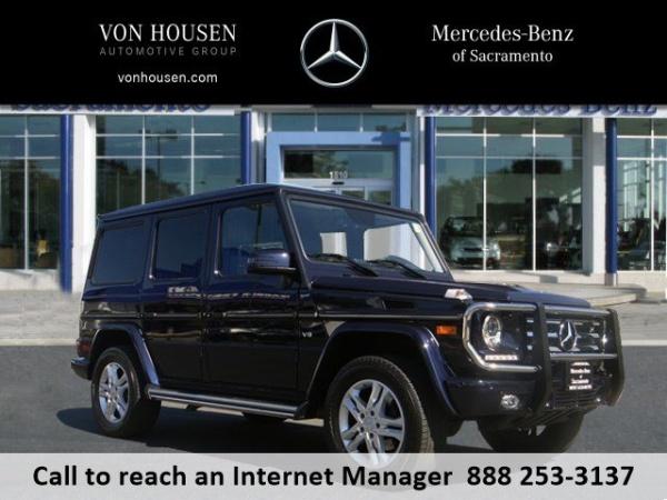 Mercedes-Benz G-Class 2015 $83880.00 incacar.com