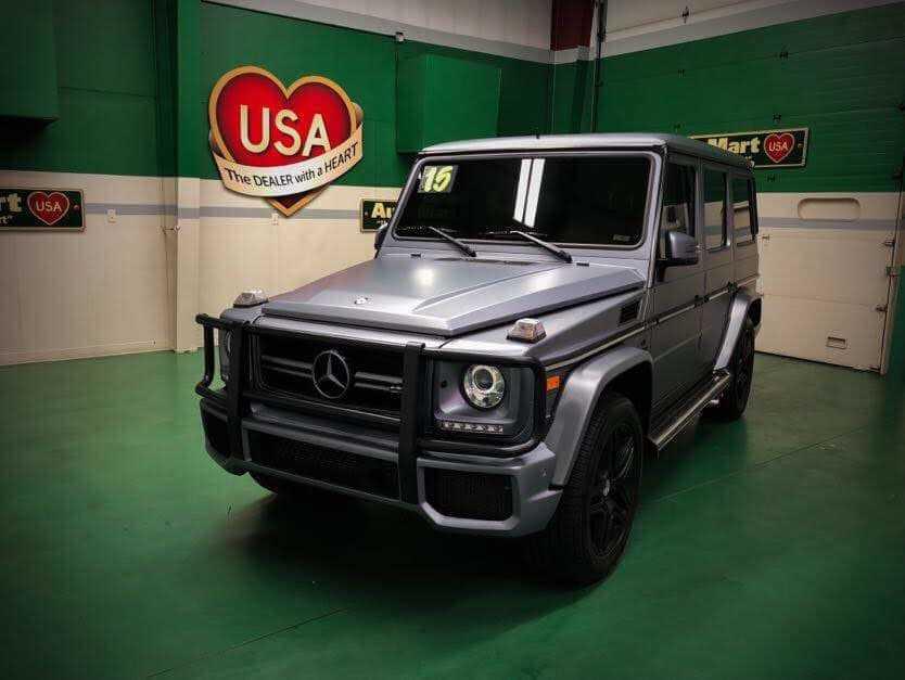 Mercedes-Benz G-Class 2015 $98000.00 incacar.com