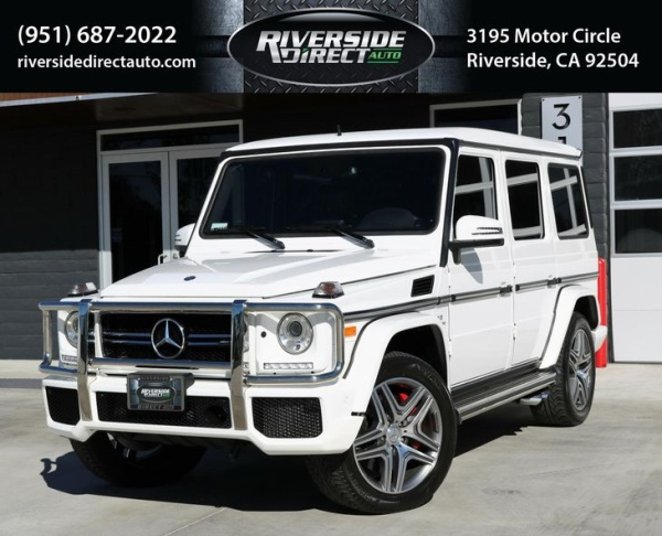 used Mercedes-Benz G-Class 2015 vin: WDCYC7DF5FX230399