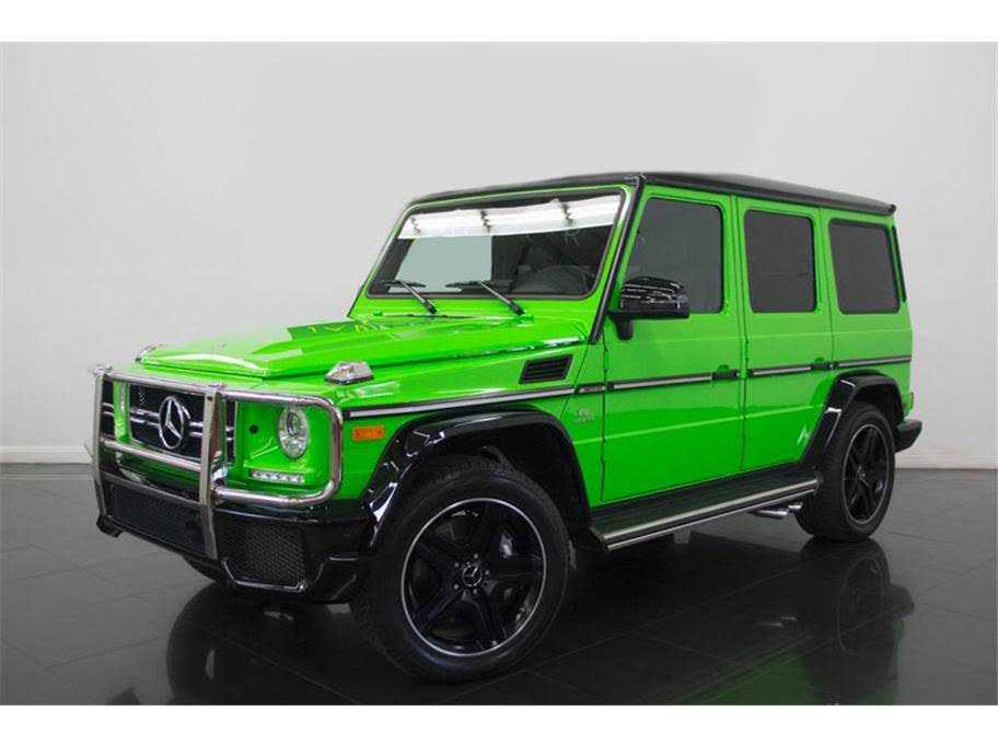 used Mercedes-Benz G-Class 2015 vin: WDCYC7DF2FX234328