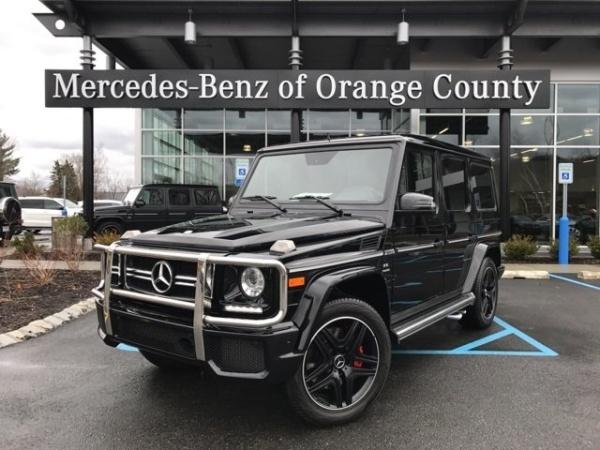 Mercedes-Benz G-Class 2016 $98903.00 incacar.com