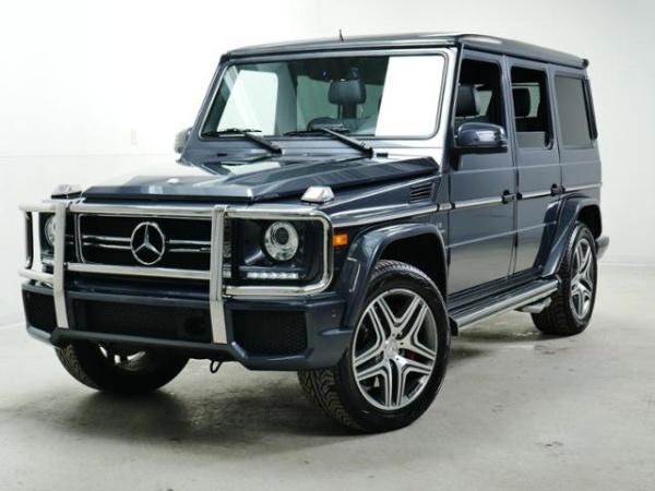 Mercedes-Benz G-Class 2016 $104286.00 incacar.com