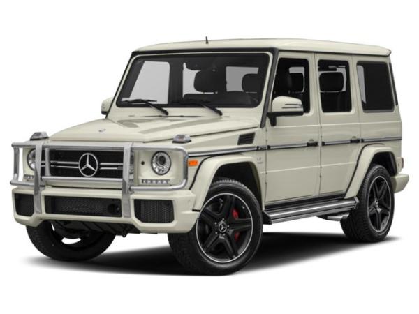 Mercedes-Benz G-Class 2016 $103881.00 incacar.com