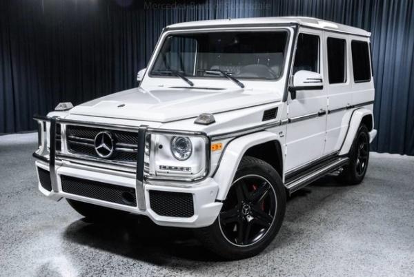 Mercedes-Benz G-Class 2016 $104991.00 incacar.com