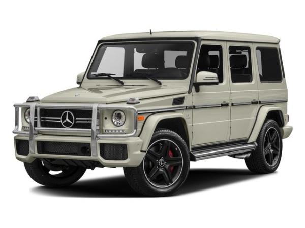 Mercedes-Benz G-Class 2016 $108854.00 incacar.com