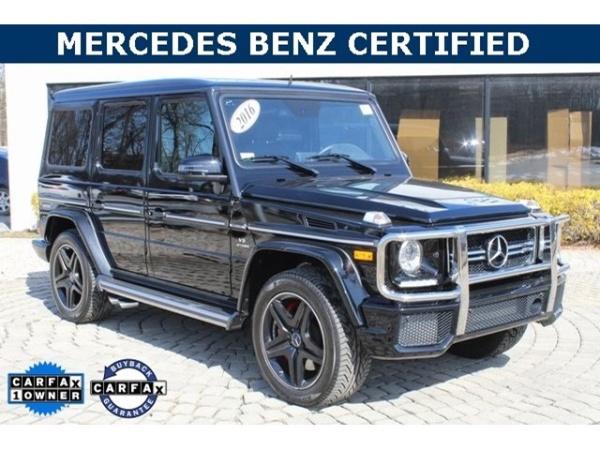 Mercedes-Benz G-Class 2016 $107995.00 incacar.com