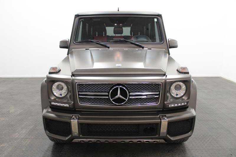 Mercedes-Benz G-Class 2016 $149995.00 incacar.com