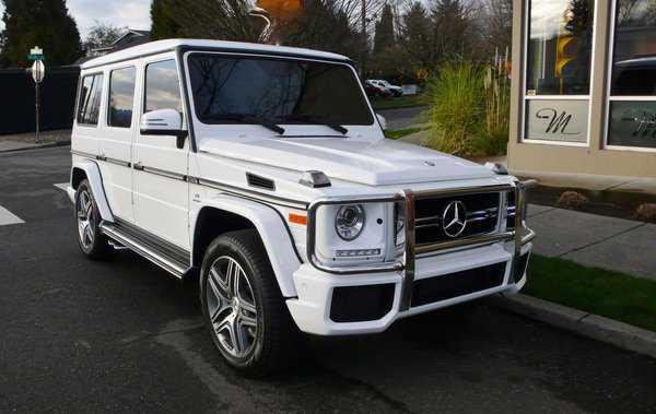 Mercedes-Benz G-Class 2017 $114500.00 incacar.com