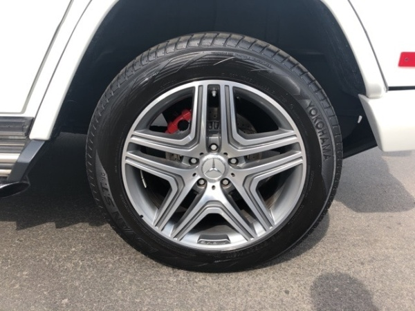 Mercedes-Benz G-Class 2017 $116778.00 incacar.com