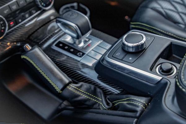 Mercedes-Benz G-Class 2017 $115999.00 incacar.com