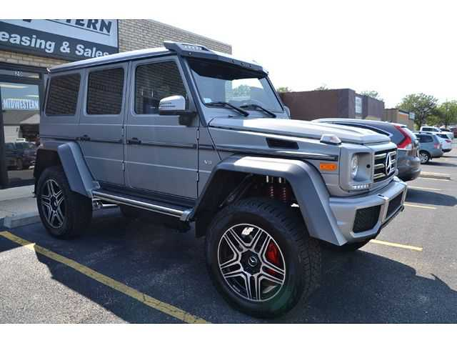 used Mercedes-Benz G-Class 2017 vin: WDCYC5FF1HX268846