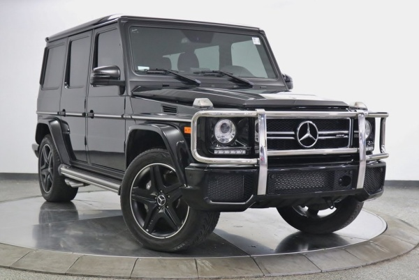 Mercedes-Benz G-Class 2017 $109987.00 incacar.com