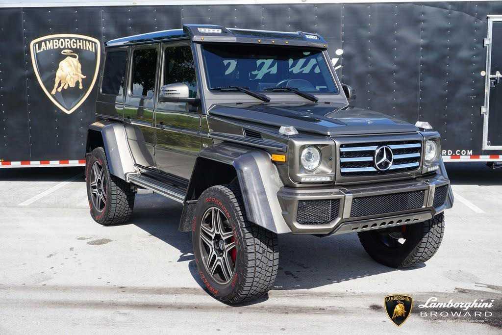 Mercedes-Benz G-Class 2018 $225995.00 incacar.com