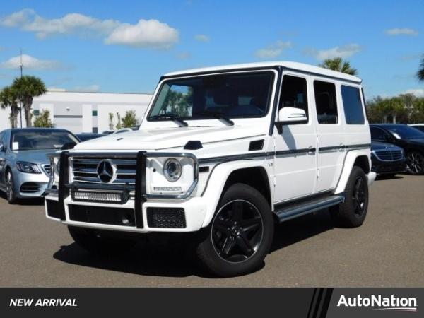 Mercedes-Benz G-Class 2018 $112991.00 incacar.com