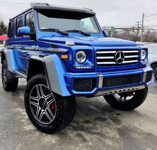 2018 Mercedes-Benz G-Class $249999.00 For Sale In