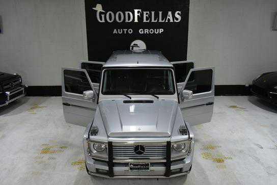 Mercedes-Benz G-Class 2006 $54775.00 incacar.com