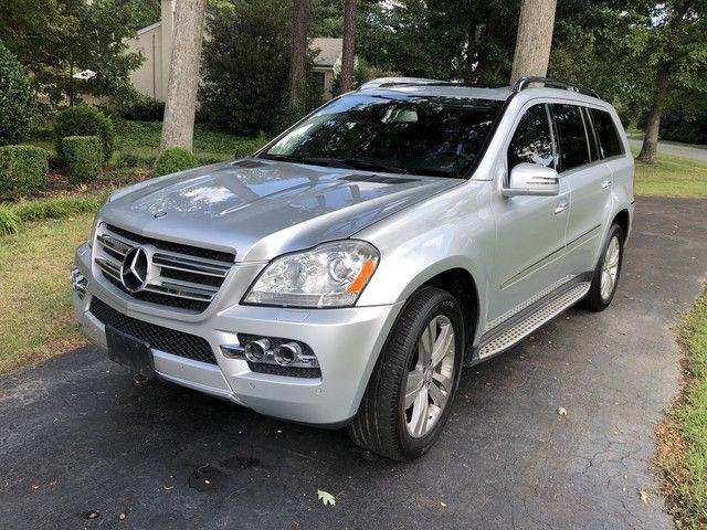 Mercedes-Benz GL-Class 2011 $12990.00 incacar.com