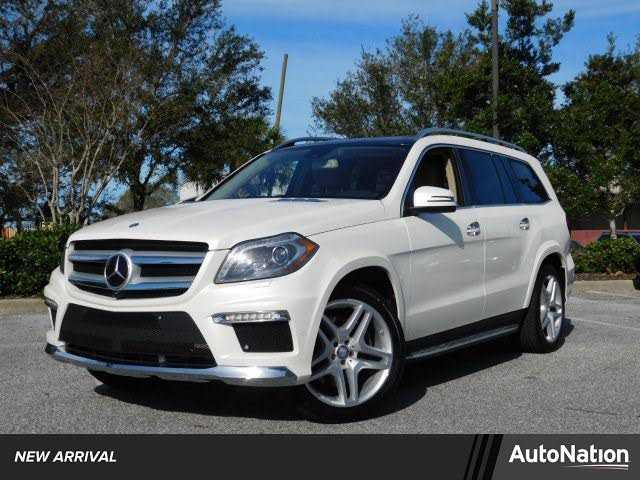 Mercedes-Benz GL-Class 2013 $31491.00 incacar.com