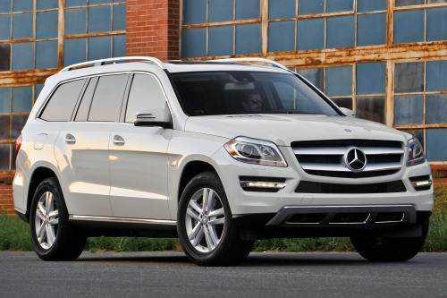 Mercedes-Benz GL-Class 2014 $35995.00 incacar.com