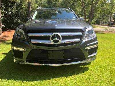 Mercedes-Benz GL-Class 2015 $49700.00 incacar.com