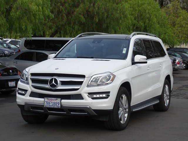 Mercedes-Benz GL-Class 2016 $43981.00 incacar.com