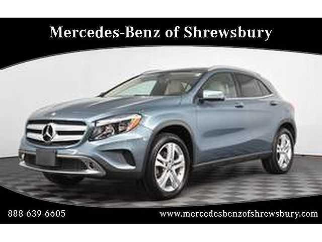 Mercedes-Benz GLA-Class 2015 $24610.00 incacar.com