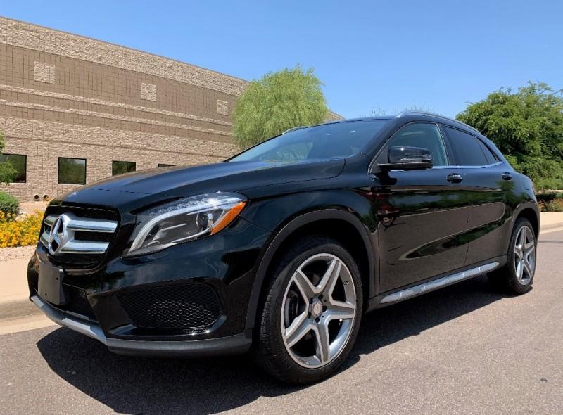 Mercedes-Benz GLA-Class 2015 $28900.00 incacar.com