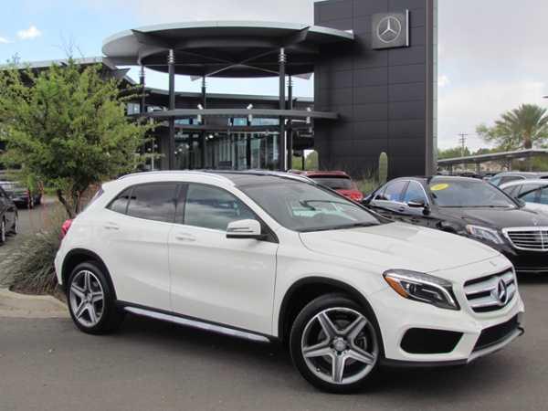 Mercedes-Benz GLA-Class 2015 $26551.00 incacar.com