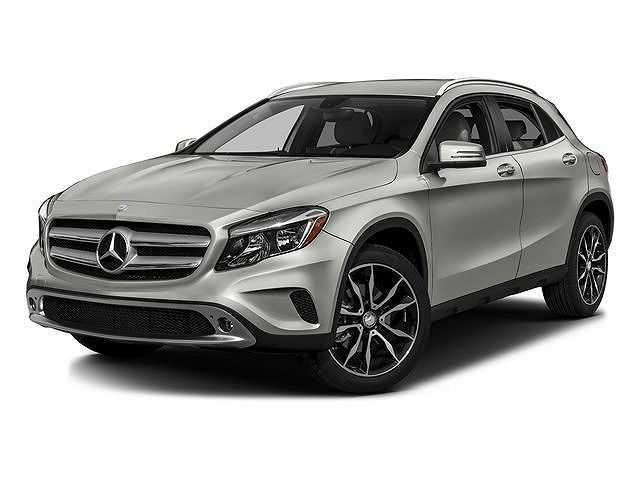 Mercedes-Benz GLA-Class 2016 $20750.00 incacar.com