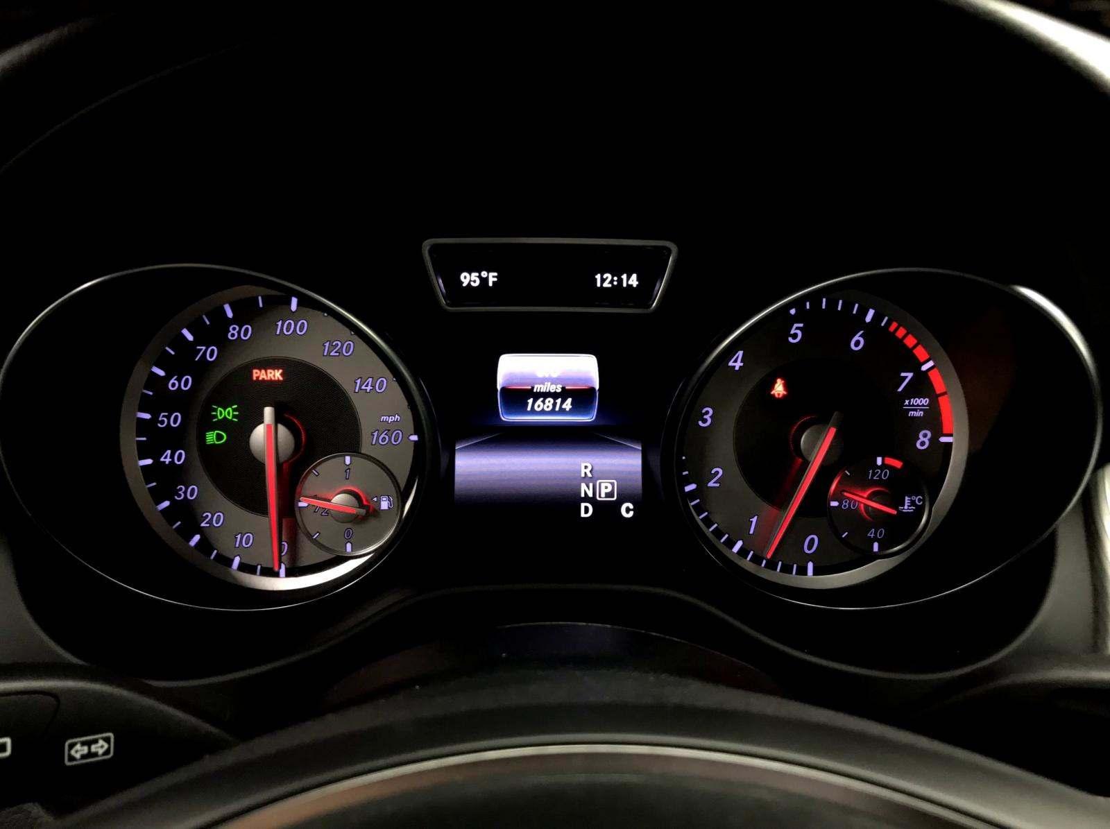 used Mercedes-Benz GLA-Class 2016 vin: WDCTG4EB5GJ206990