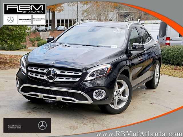 Mercedes-Benz GLA-Class 2018 $32583.00 incacar.com