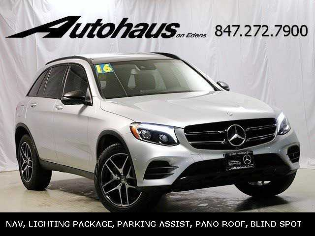 Mercedes-Benz GLC-Class 2016 $37960.00 incacar.com