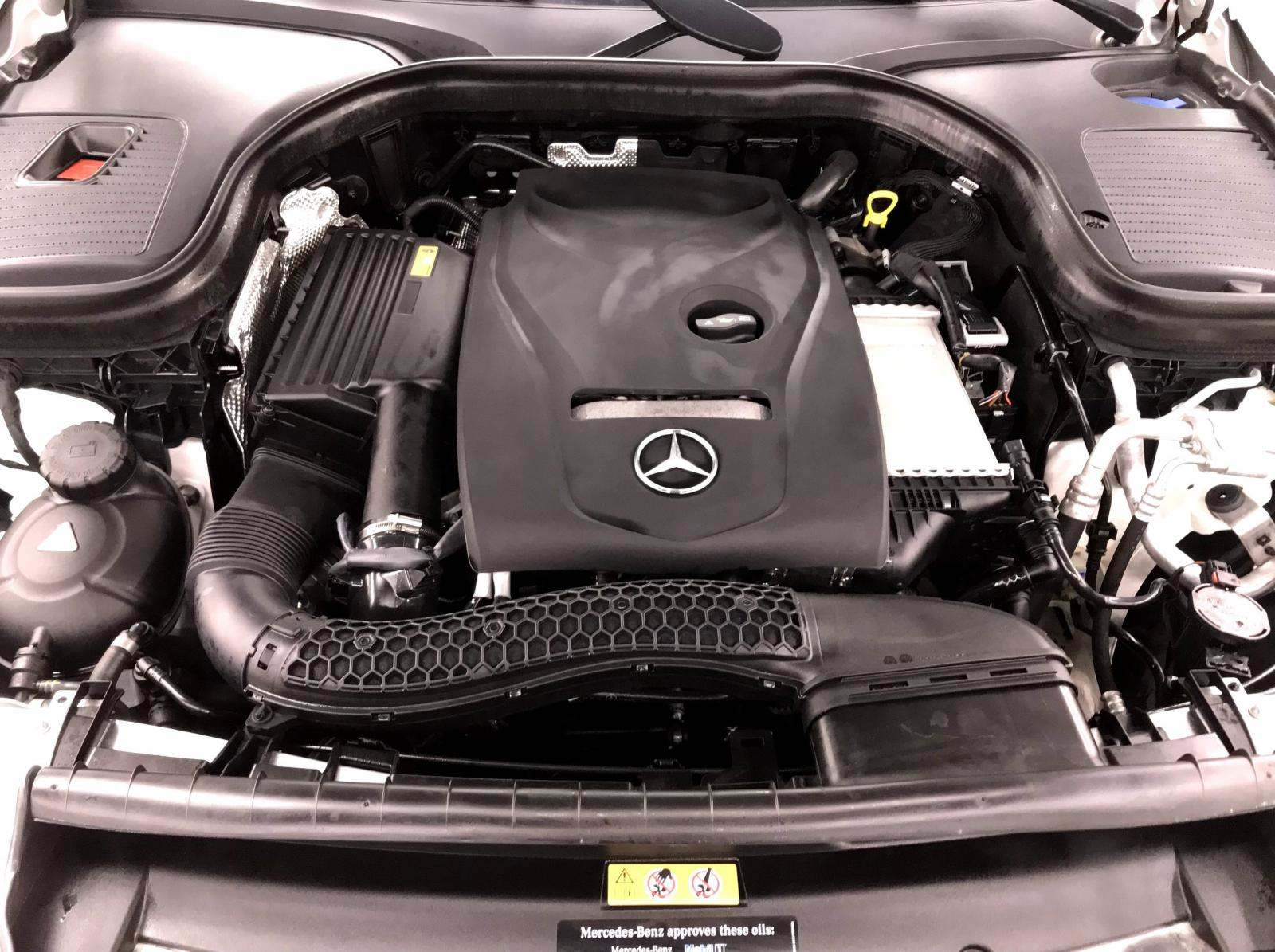 used Mercedes-Benz GLC-Class 2017 vin: WDC0G4KB3HV006692