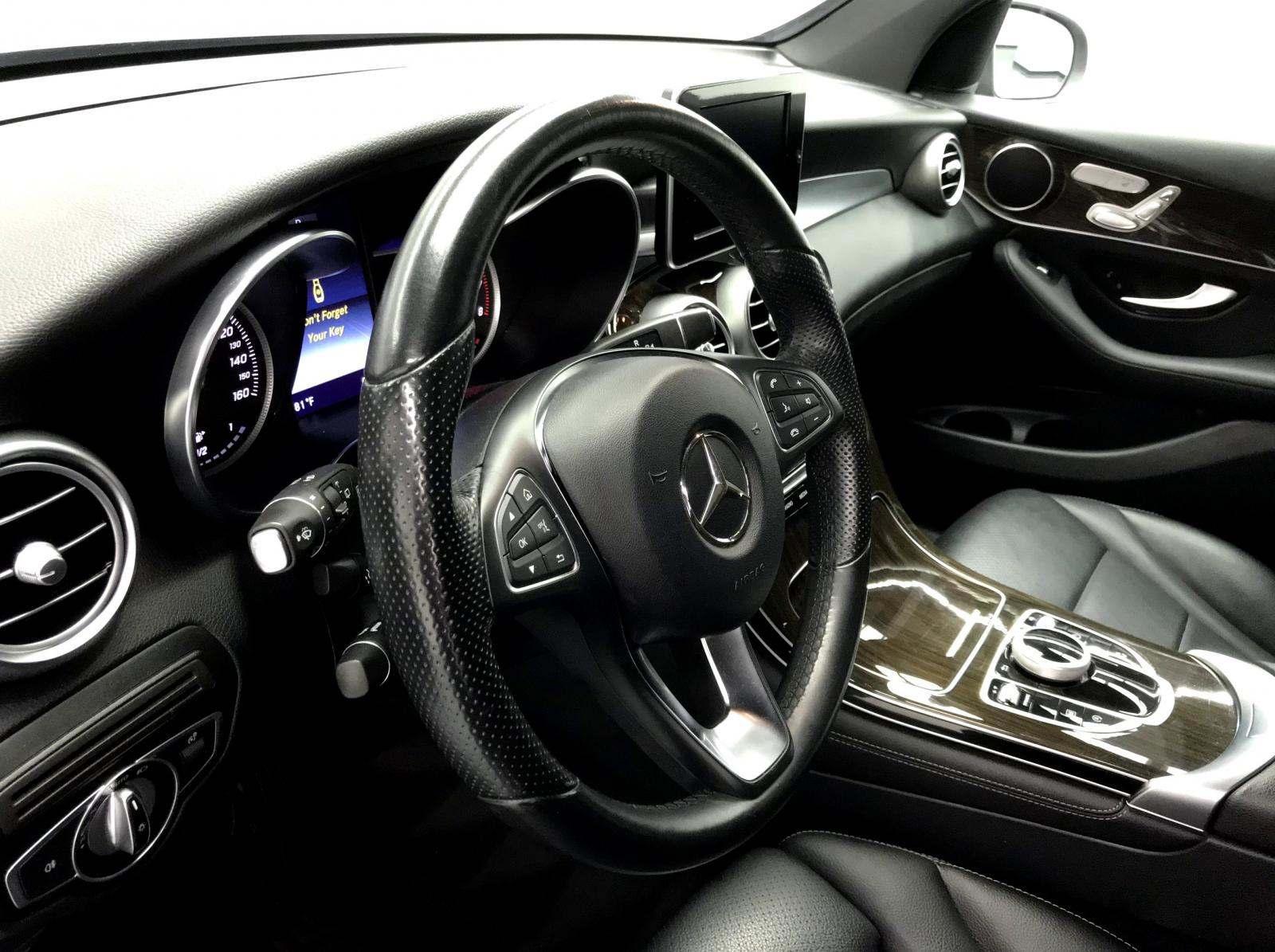 used Mercedes-Benz GLC-Class 2017 vin: WDC0G4KB5HF135172