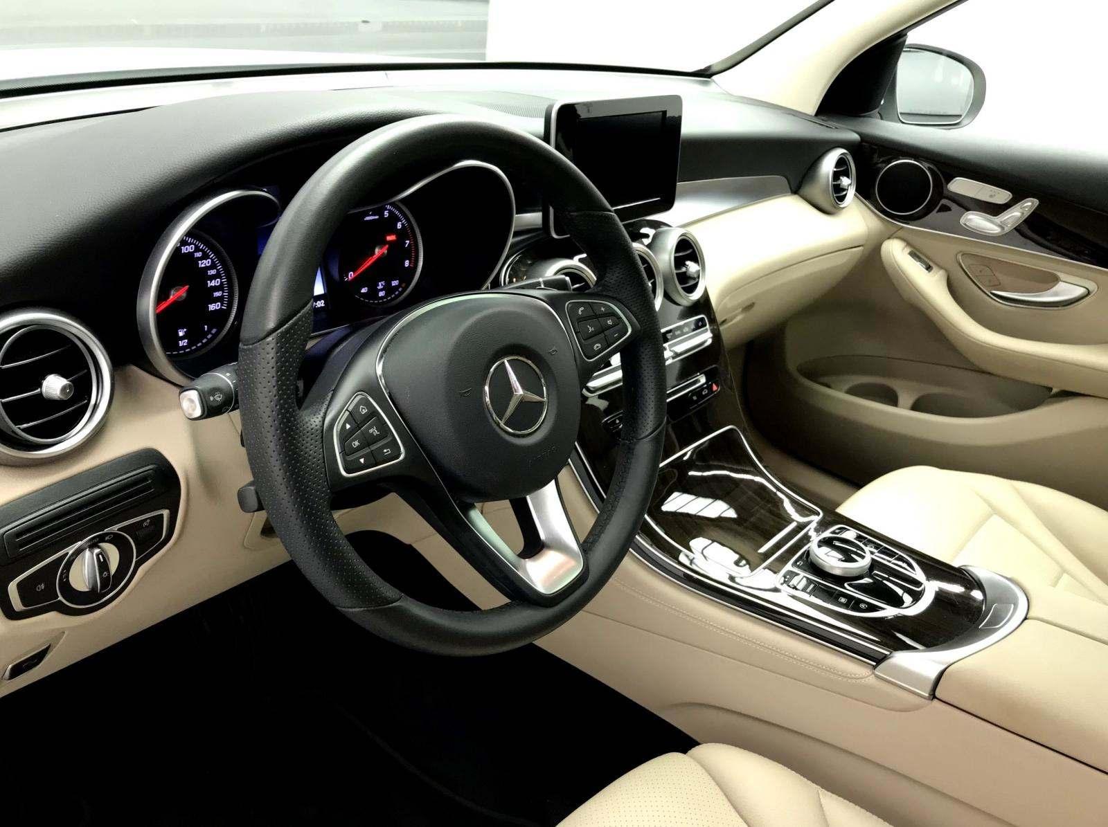 used Mercedes-Benz GLC-Class 2017 vin: WDC0G4JB9HF224437