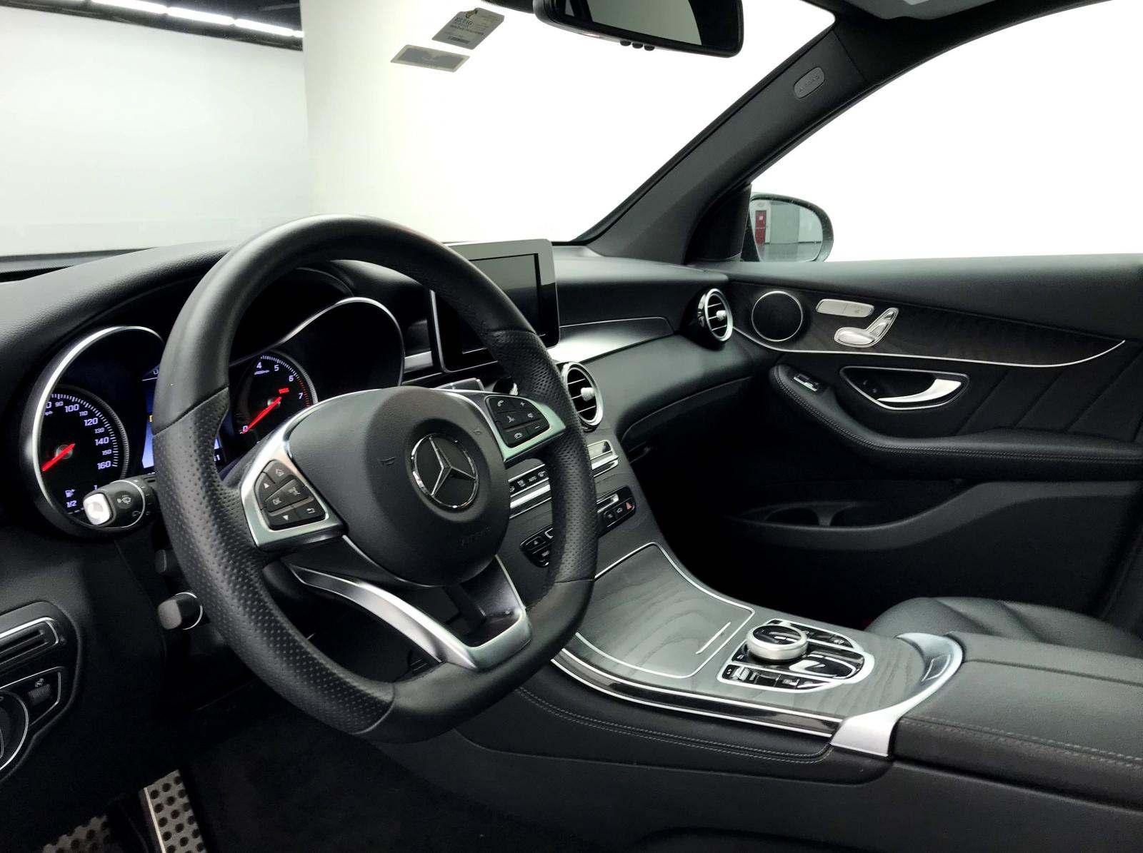 used Mercedes-Benz GLC-Class 2018 vin: WDC0G4JB4JF411526